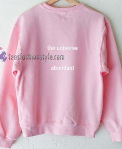 The Universe Sweatshirt