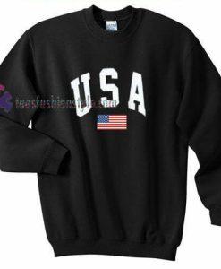 USA Flag simple t shirt