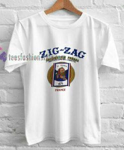 Zig Zag France t shirt