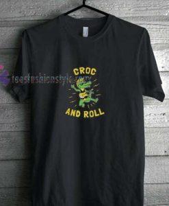 Croc Roll t shirt