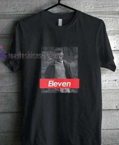 Eleven inspire Supreme t shirt