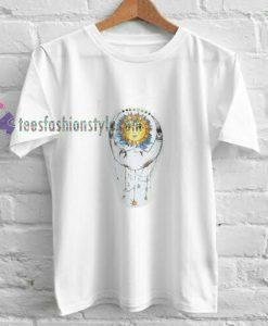 Sun Moon t shirt