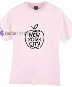 apple new york t shirt