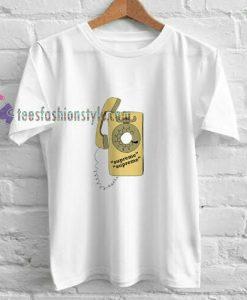 telephone supreme t shirt