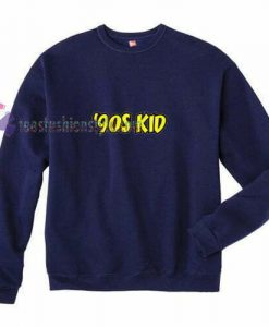 90 Kid Sweatshirt