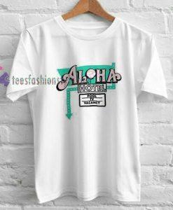 Aloha Hotel t shirt