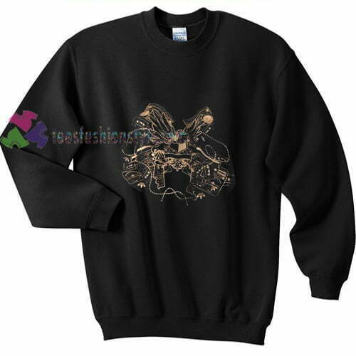 Art Abstrack Sweatshirt