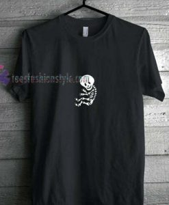 Baby Skeleton t shirt