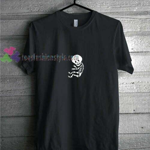 Baby Skeleton t shirt