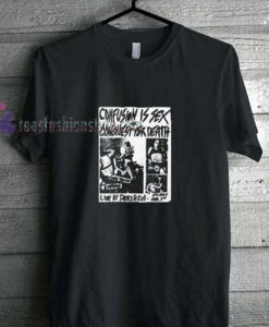 confusion is sex t shirt