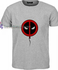 Deadpool Baloon t shirt