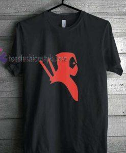 Deadpool Beside t shirt