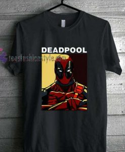 Deadpool Colourt shirts