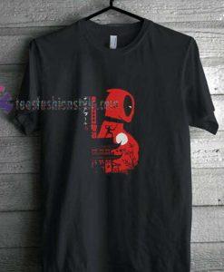 Deadpool Japannes t shirt