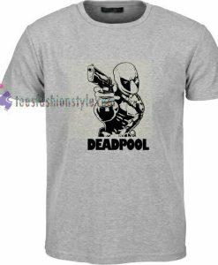Deadpool Shut t shirt