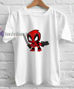 Deadpool Weapon t shirt