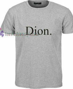 Dion Font t shirt