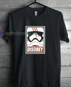 Disobey t shirt
