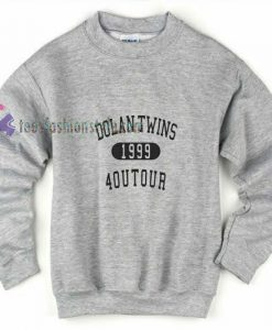 Dolan Twins Tour Sweatshirt