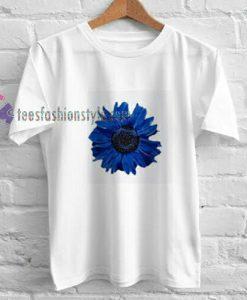 Sunflower Blue t shirt