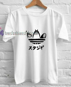 Totoro Japan t shirt