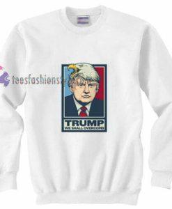 We Shall Overcomb Sweatshirt