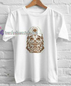 Wookie Simple t shirt