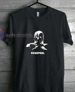 Wow Deadpool t shirt