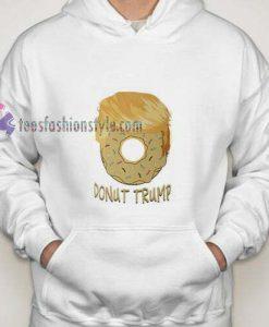 Donut Trump Hoodie