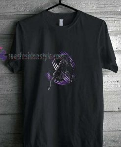 Black Panther Finger t shirt
