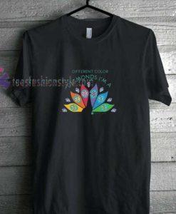 Diamond Peacok t shirt
