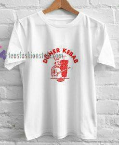 doner kebab t shirt
