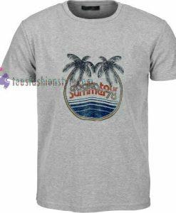 Eagel Summer Tour t shirt