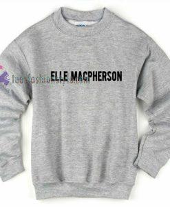 Elle Macpherson Sweatshirt