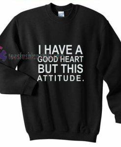 Good Heart Sweatshirt