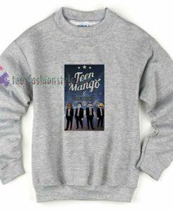 Teen Mango Parody Sweatshirt