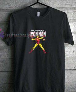 The Invincible t shirt
