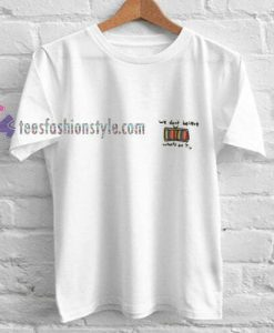 What's On TV Pocket t shirt