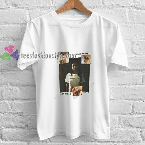 Alex Russo t shirt