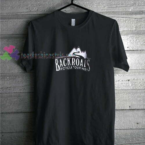 Backroads t shirt