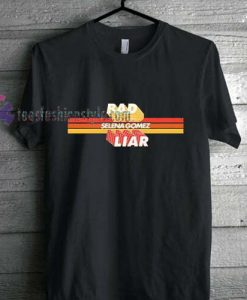 Bad Liar Line t shirt