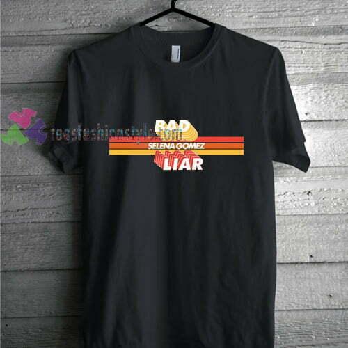 Bad Liar Line t shirt
