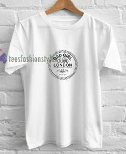 Club London t shirt