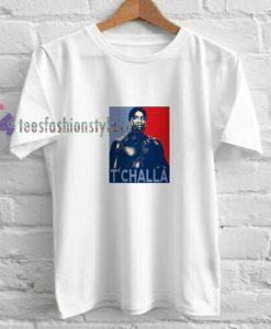 T Challa t shirt
