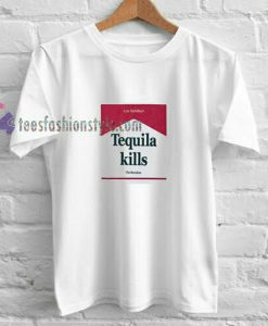 Tequila Kills t shirt