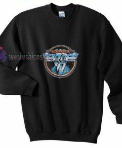 Van Halen 1976 Sweatshirt