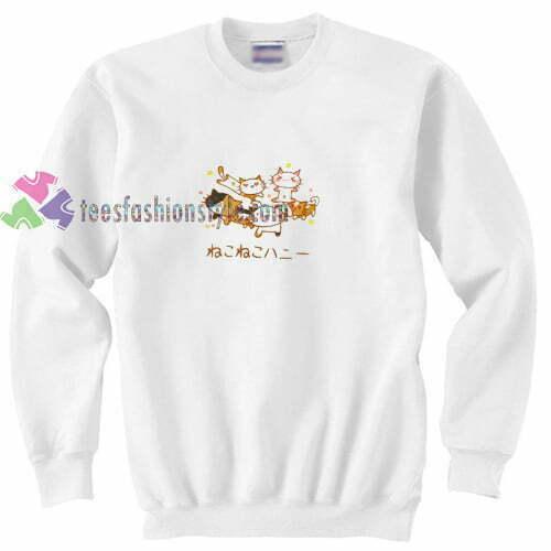 Cat Cute Club Sweatshirt