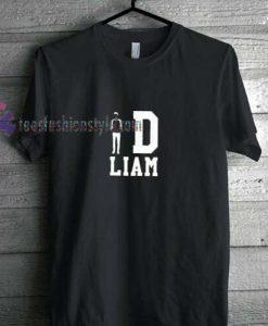 1D Liam t shirt