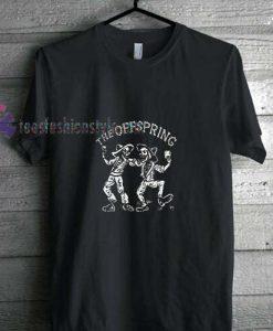 Dance Skull t shirt