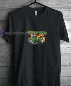 The Offspring Car t shirt